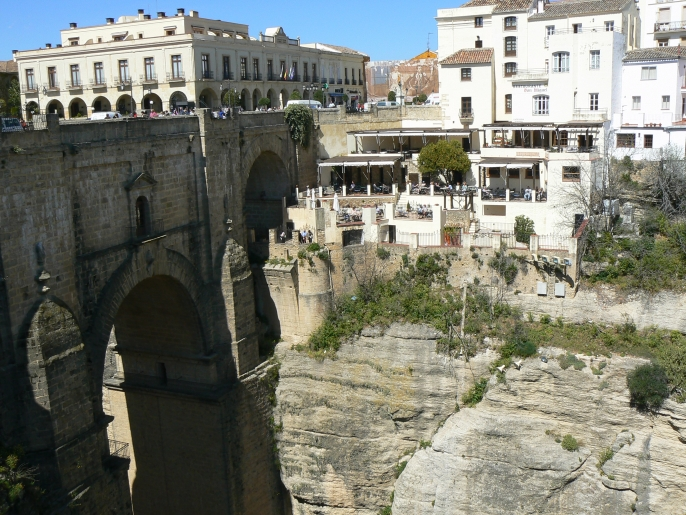 Ronda Weather and Brief History