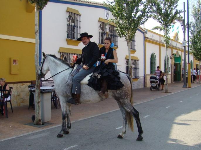 Feria in Fuengirola