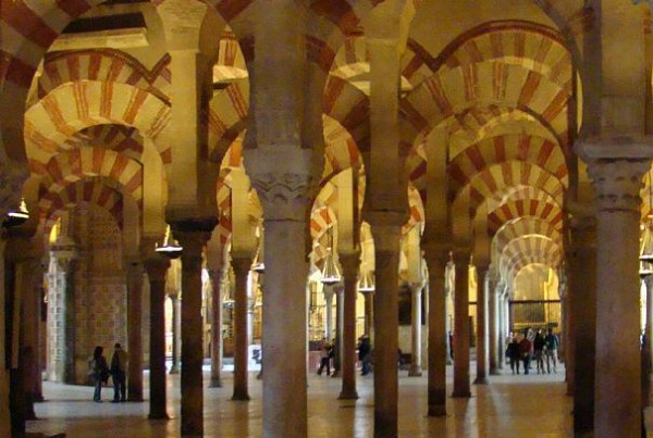 The Columns of the Mezquita