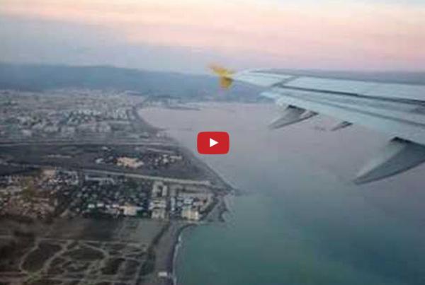 take off malaga